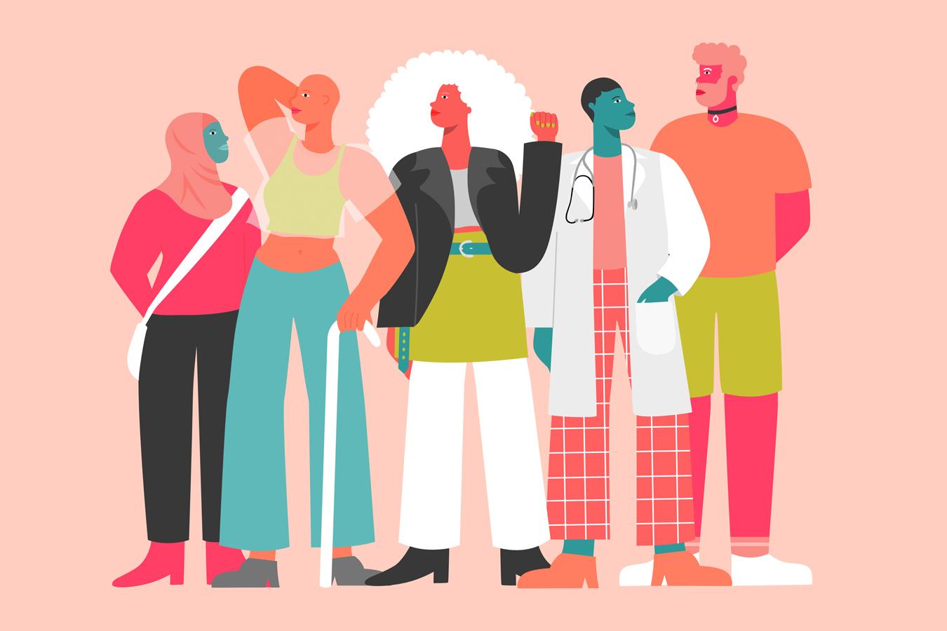 مرز بین هویت و گرایش خود را چطور بشناسیم؟