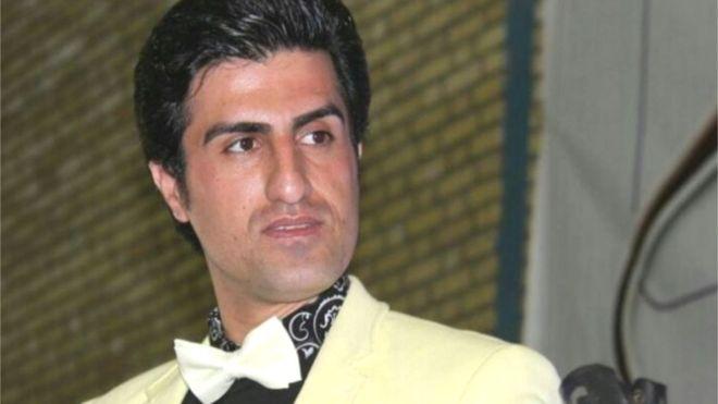 محسن لرستانی 'به مدیریت گروه اینستاگرامی ترنسها متهم شده'