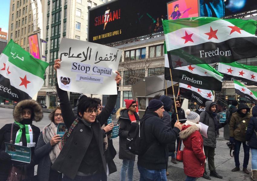ساره حجازی فعال مصری حقوق دگرباشان در کانادا خودکشی کرد