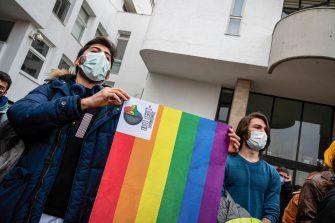 ادامه اعتراضات در دانشگاه بغازیچی استانبول؛ دستگیری چهار فعال رنگین کمانی