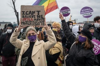 خروج ترکیه از کنوانسیون استانبول در هراس از پذیرش حقوق اقلیتهای جنسی و جنسیتی