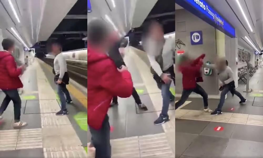 metro-attack